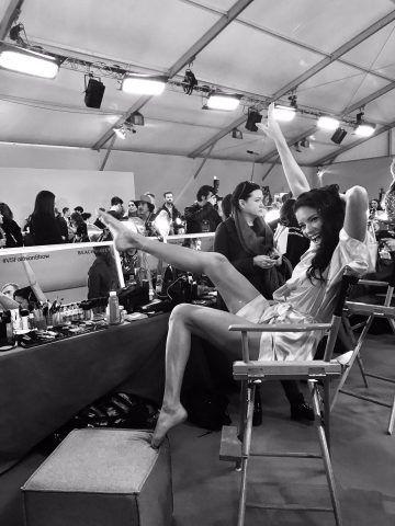 Victoria's Secret Fashion Show 2016, Adriana Lima