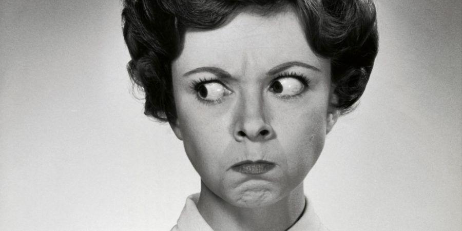 ...la faccia di mia mamma quando le ho letto questa mia considerazione...