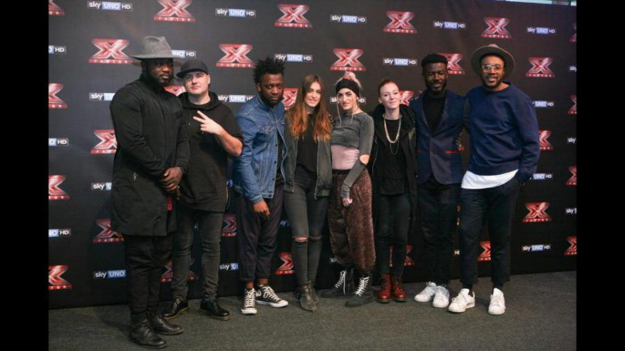I quattro finalisti di X Factor 2016