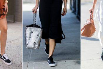 Vans Old Skool: come indossare le scarpe del momento che tutte le influencer hanno