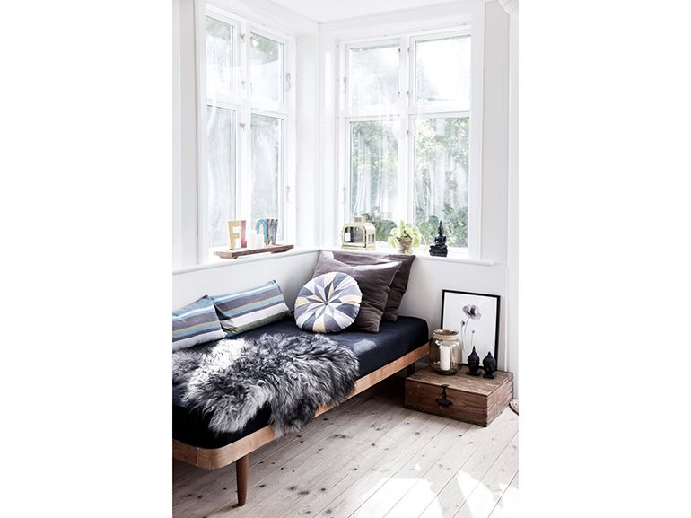 Come ricavare una piccola camera per gli ospiti in poco for Piani di una camera per gli ospiti