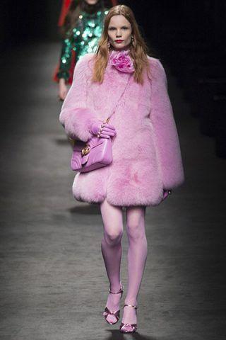 Rosa Barbie - Dalla sfilata di Gucci