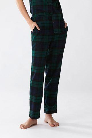 Pantaloni a quadri di Oysho (15,99 €)