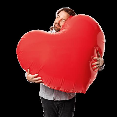Un cuore per San Valentino  7 euro
