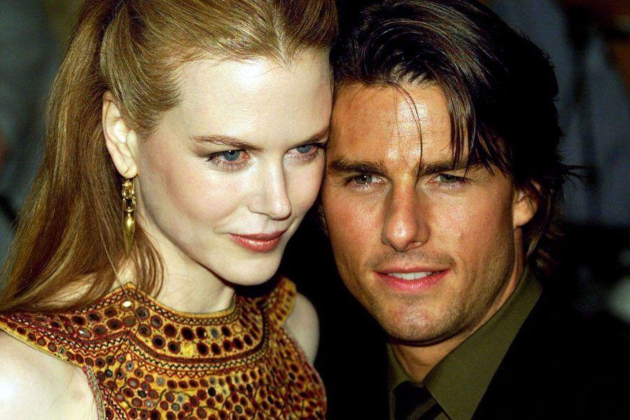 Tom Cruise e Nicole Kidman