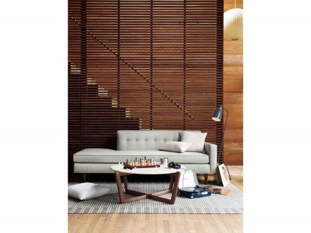 Rinnovare la casa con moderni rivestimenti in legno bigodino - Rivestire parete in legno ...