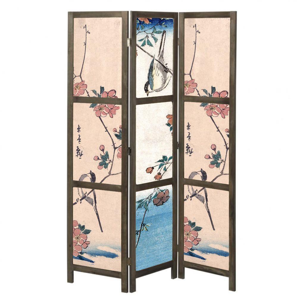 Come arredare una camera da letto giapponese low cost - Paravento camera da letto ...