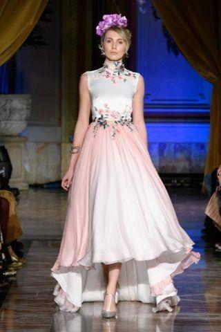 """Collezione Haute Couture P/E 2017 """"Secret Garden"""" di Giada Curti"""