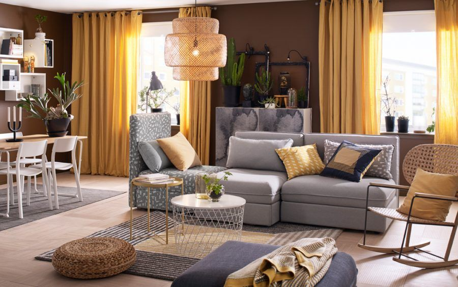 Tende A Vetro Maison Du Monde.Tende Nuove Per La Casa Ikea E Maison Du Monde A Confronto Bigodino