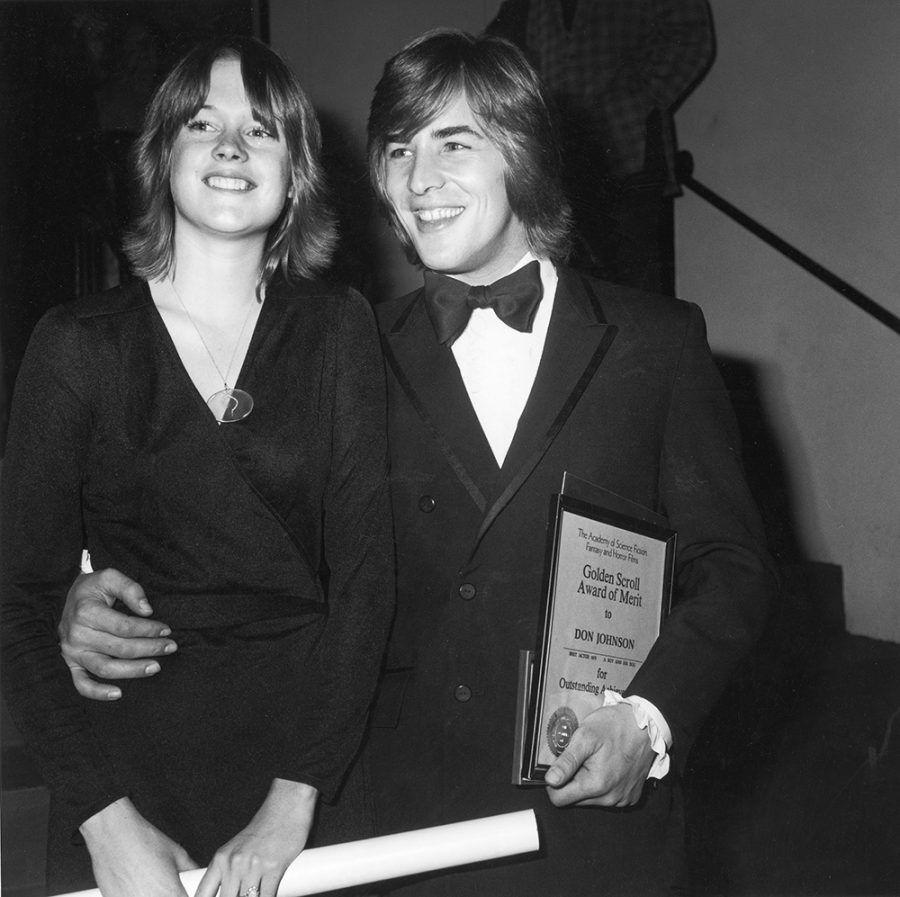 Melanie Griffith e Don Johnson