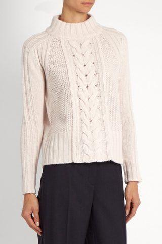 Maglione bianco di Weekend Max Mara