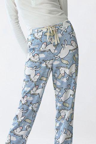 Pantaloni con gli unicorni di Oysho (19,99 €)