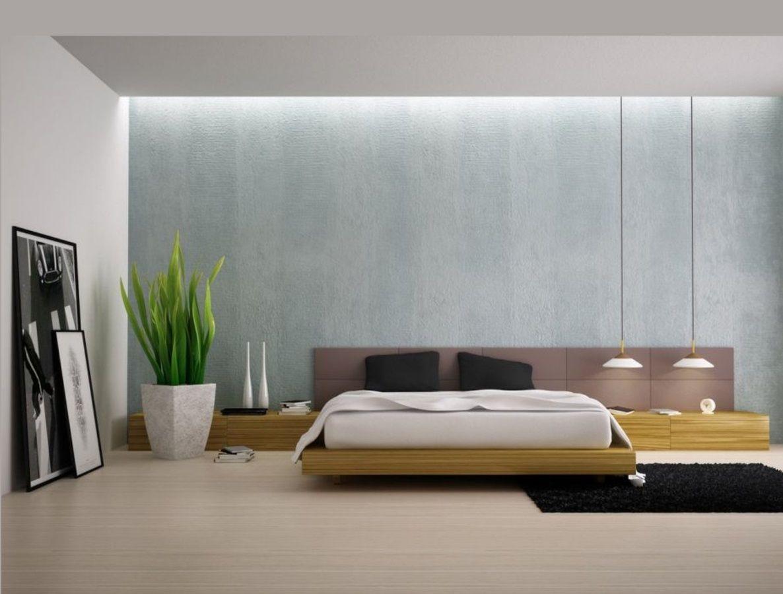 Piante della camera da letto giapponese