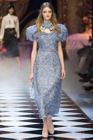 Lurex - Dalla sfialta di Dolce&Gabbana