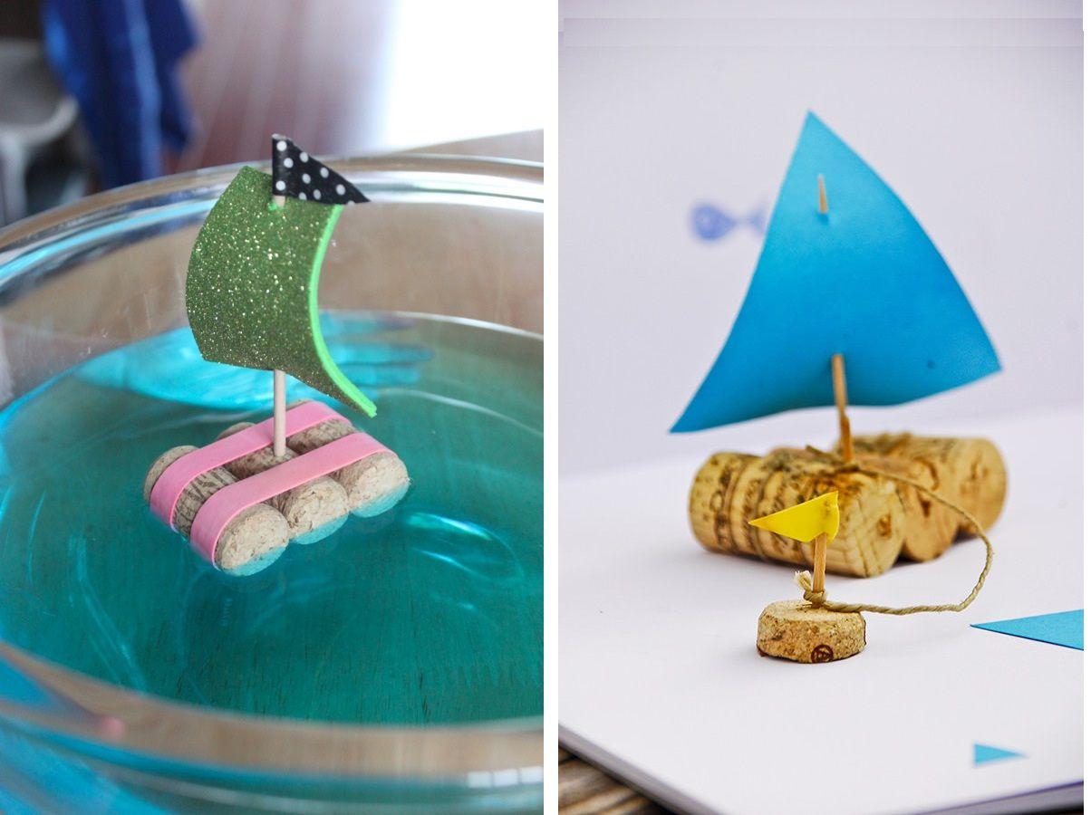 Barca di sughero
