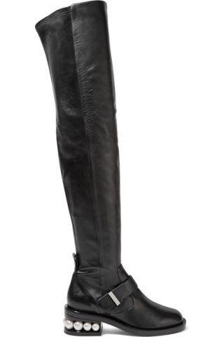 Stivali cuissardes Nichola Kirkwood €1,595