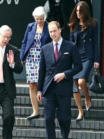 La principessa Kate, regina dello stile.