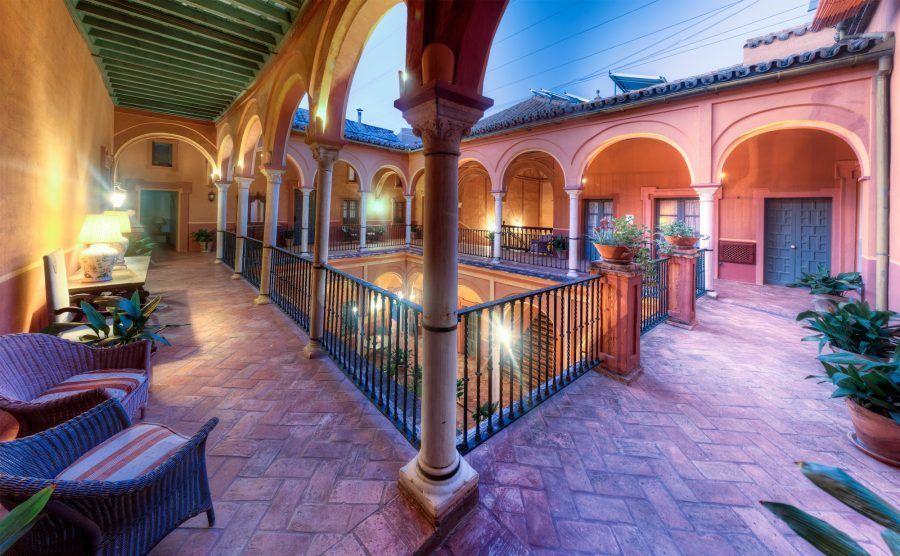 Gli hotel più romantici d'Europa