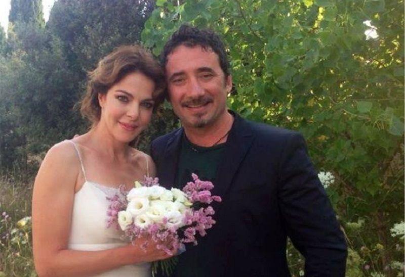 Claudia Gerini e Federico Zampaglione1