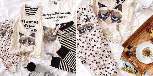 Grumpy Cat x Primark