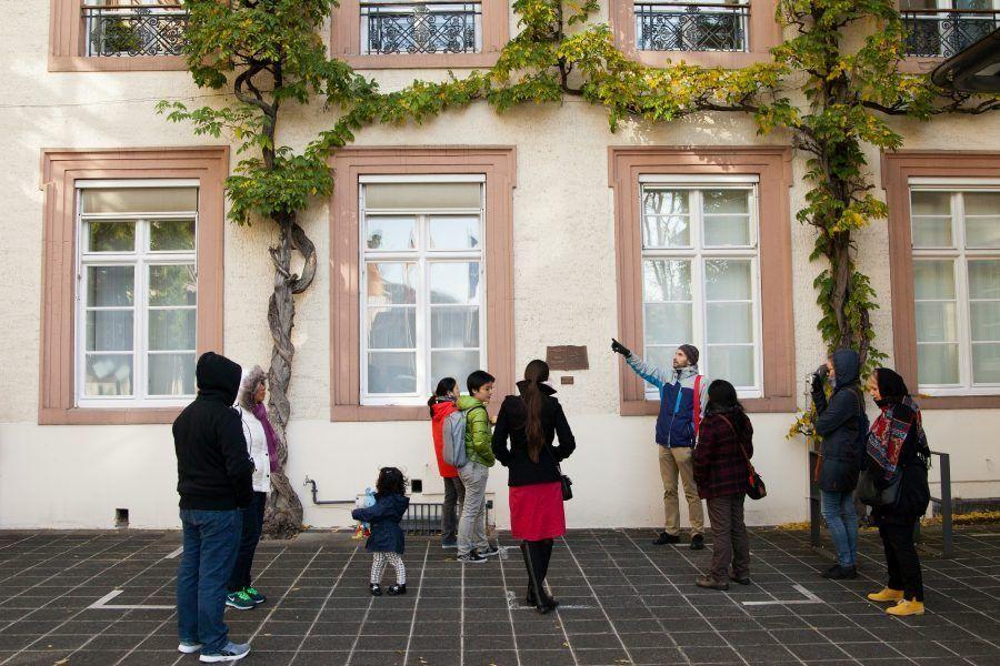Free Walking Tour in Europa
