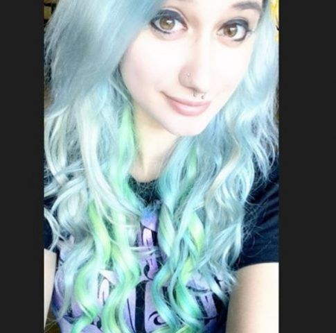 Ice Blue Hair, trend capelli