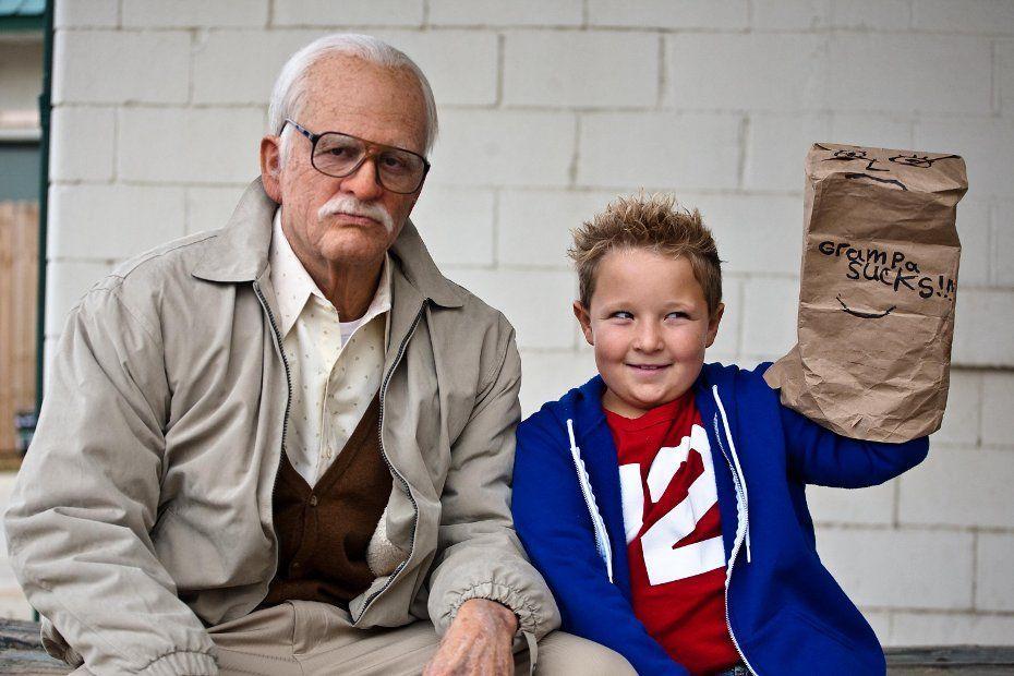 Jackass presenta: Nonno cattivo