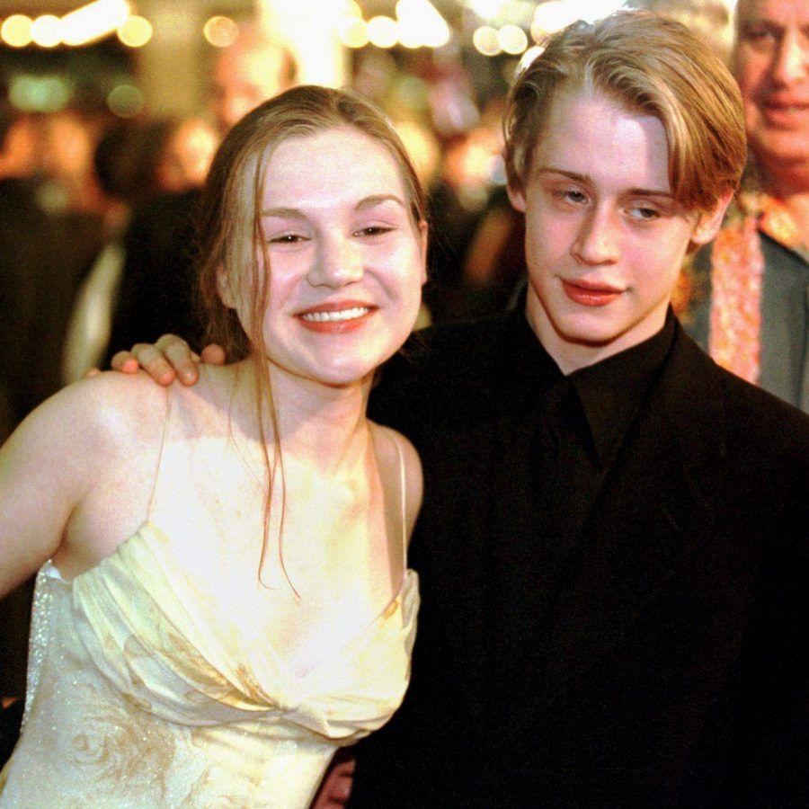 Macaulay Culkin e Rachel Miner