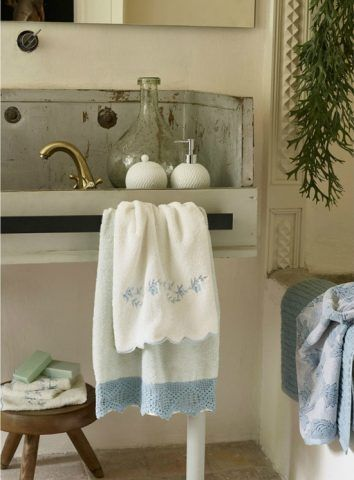 Zara Home Accessori Bagno.Biancheria Da Letto E Da Bagno I Saldi Di H M E Zara Home Bigodino