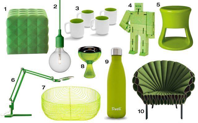 Accessori greenery
