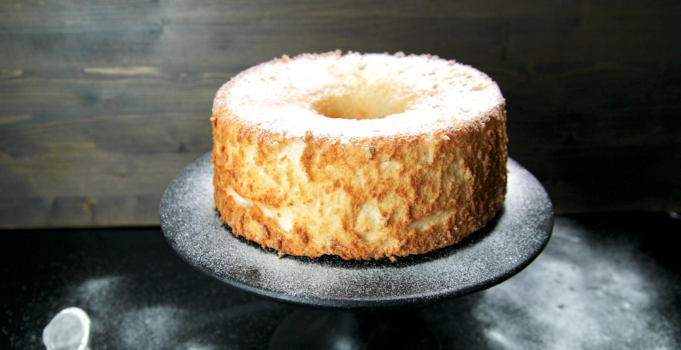 Angel Cake: la torta per chi vuole stare a dieta