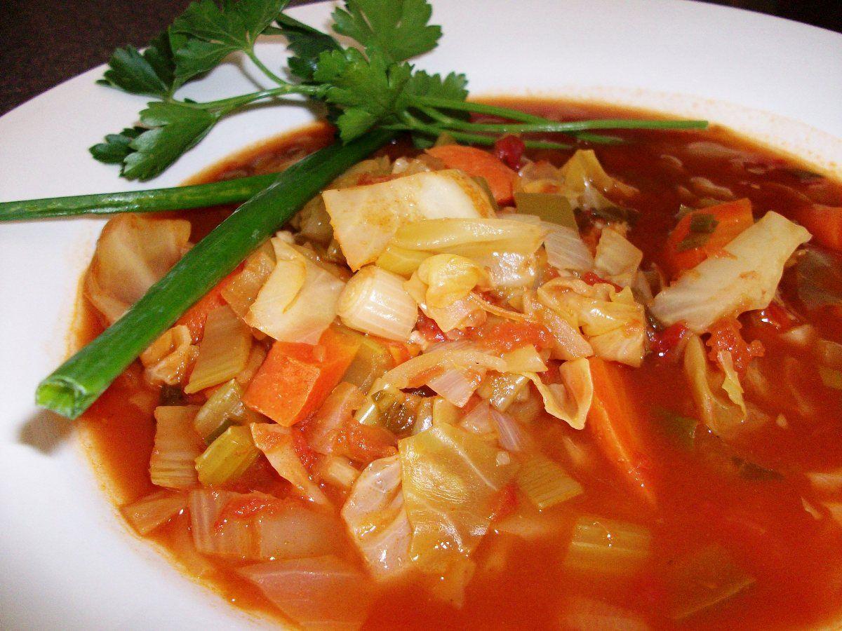 La dieta della zuppa di cavolo