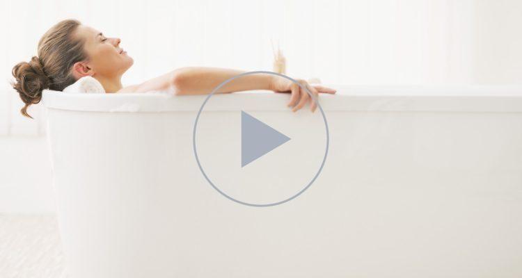 5 modi per preparare un perfetto bagno rigenerante bigodino - Modi per andare in bagno ...