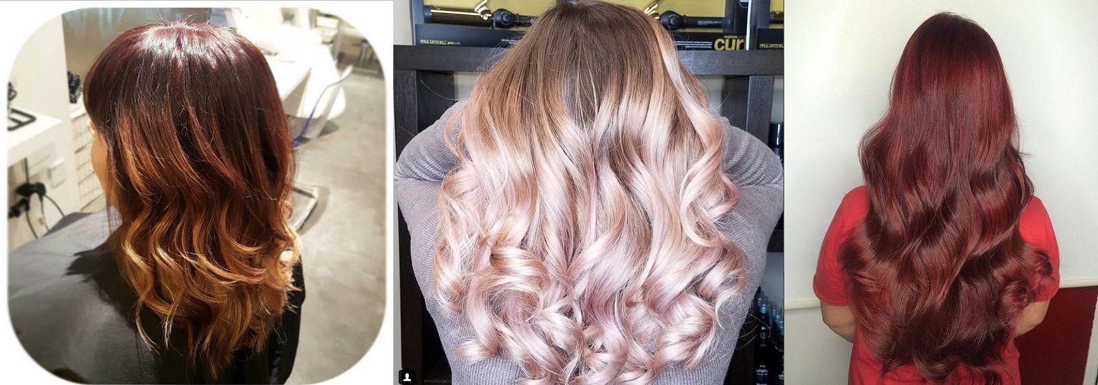 Hair trend per le castane: tonalità caramello con il Balayage