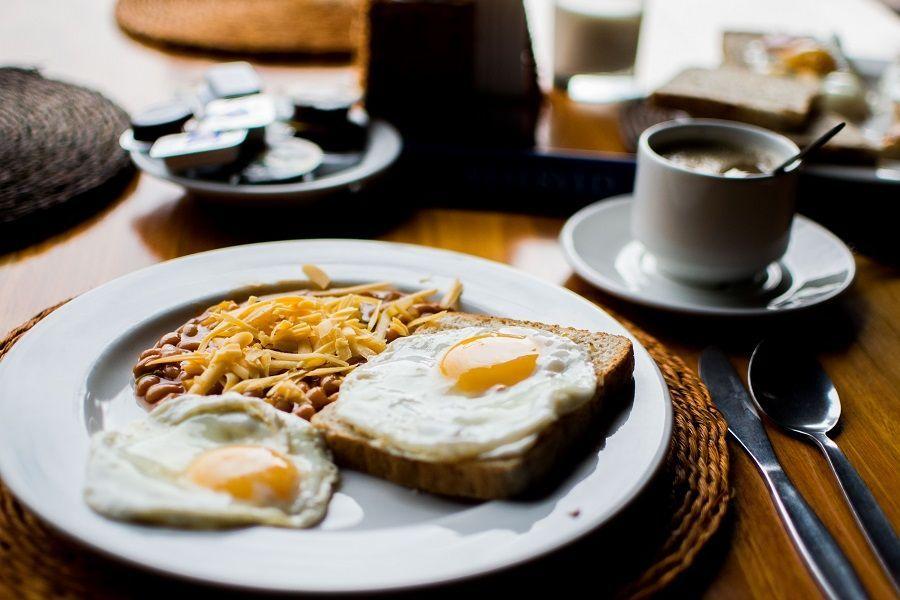 Un po' troppe calorie in questa colazione?