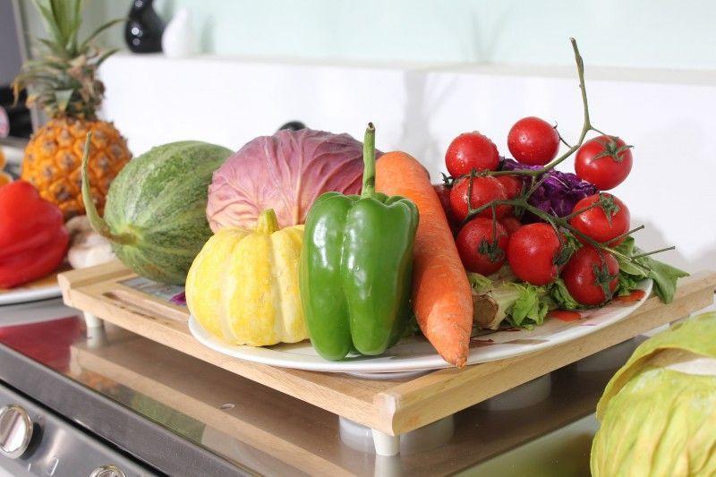 Ricordiamoci di mangiare sano!