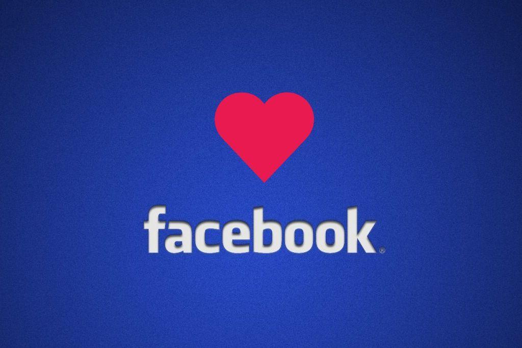 Piovono cuori su Facebook...