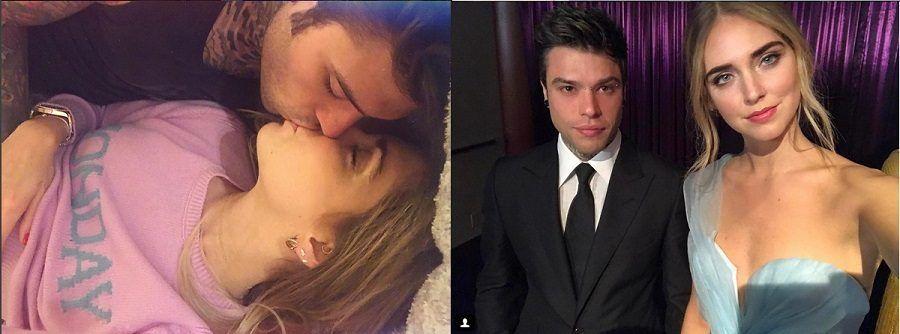 La love story tra Fedez e Chiara Ferragni