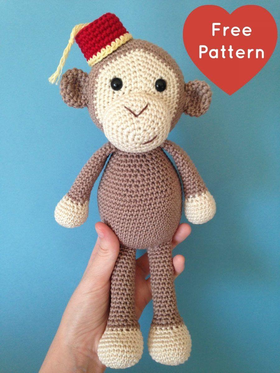 free pattern monkey