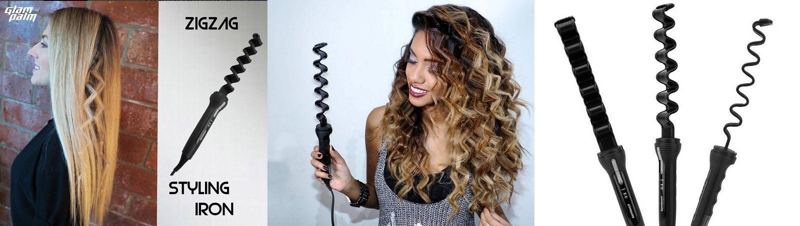 Hair trend: prenderà piede lo stile zig zag?