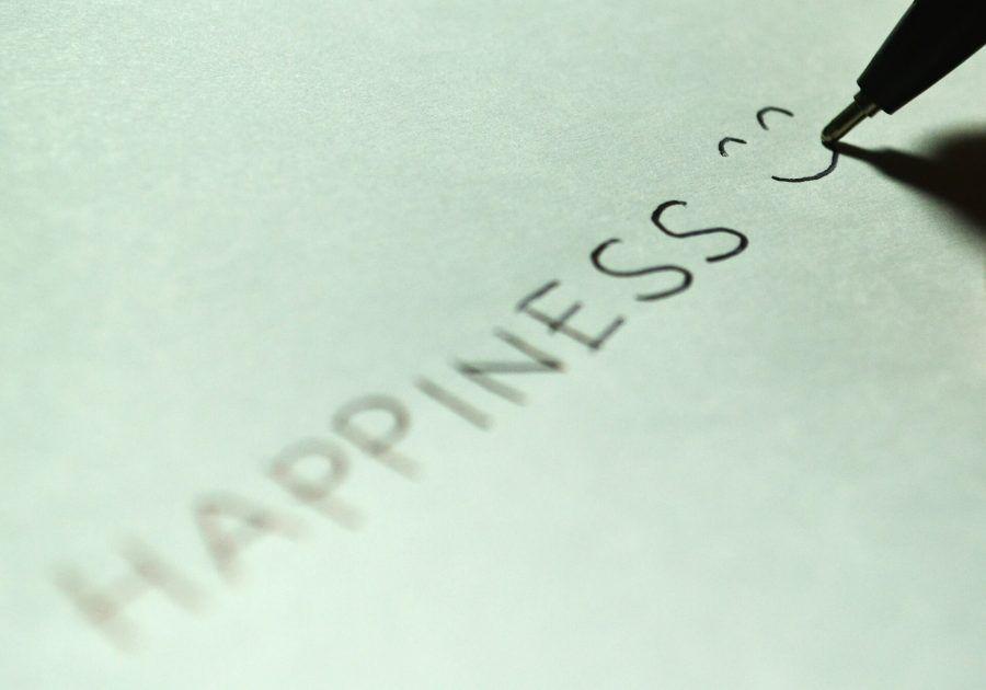 ricordatevi di essere felici