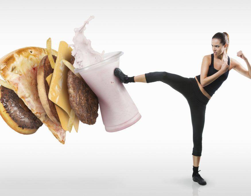 dieta shock metabolico