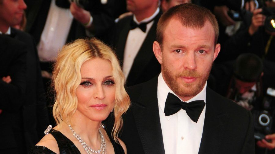 Madonna e Guy Ritchie