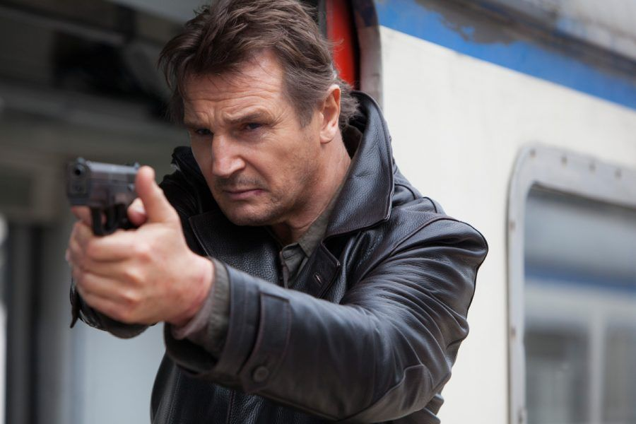 Liam Neeson in Taken - La Vendetta © 2012 EUROPACORP – M6 FILMS - GRIVE PRODUCTIONS. All rights reserved. Not for sale or duplication.