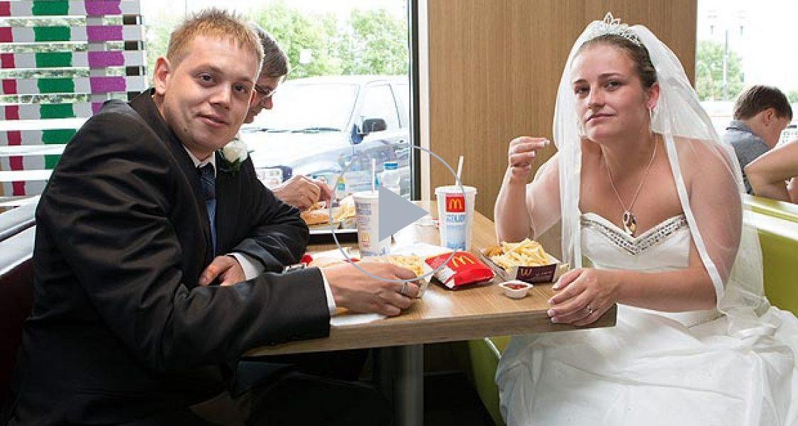Io dico sì davanti a un Big Mac!