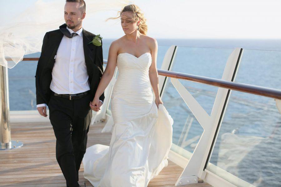 Matrimonio in nave...
