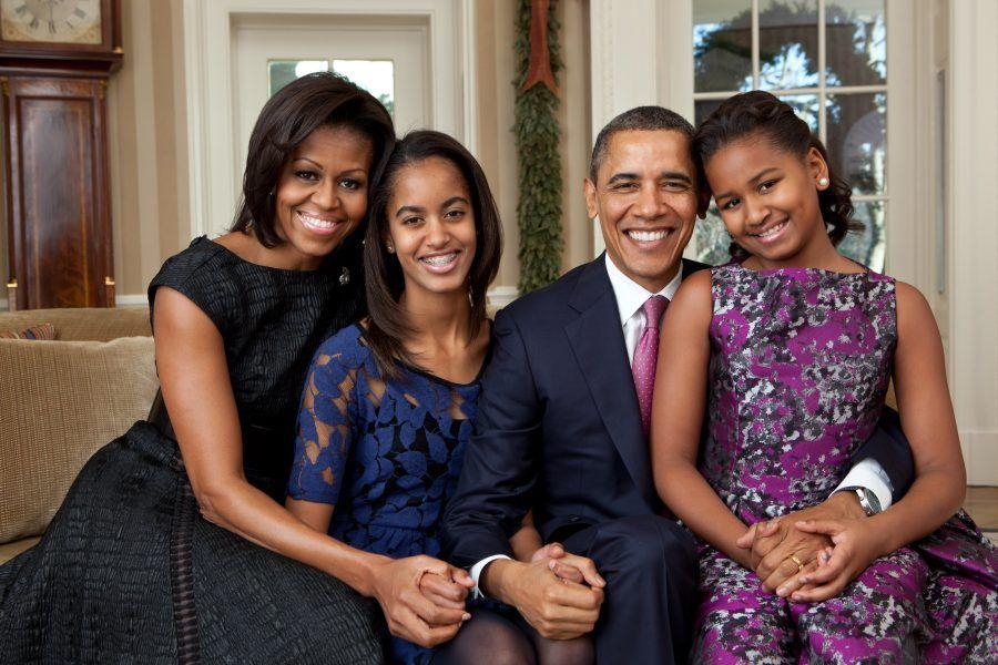 Michelle e l'amore per la sua famiglia