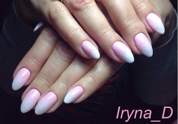 Nail trend, BabyBoomers: rosa e bianco