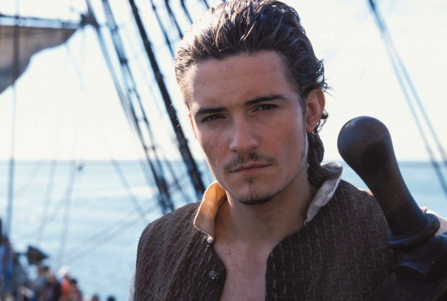 orlando bloom pirata