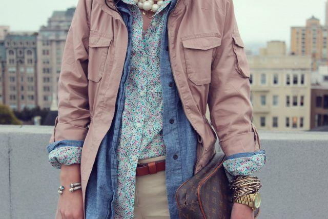 Stratificate i vostri look... le nonne dicevano vestirsi a cipolla! (foto: fabityofficial)